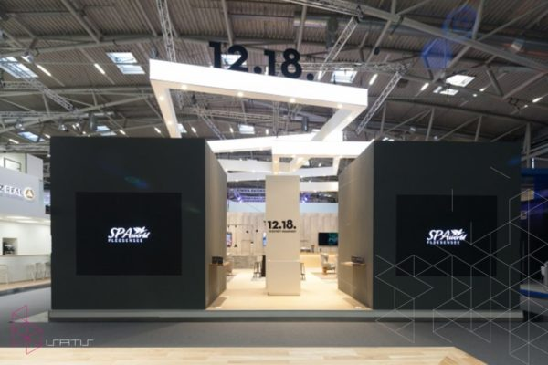 غرفه برتر شرکت مدیریت سرمایه گذاری ۱۲٫۱۸٫ نمایشگاه املاک و مستغلات مونیخ ۲۰۱۷