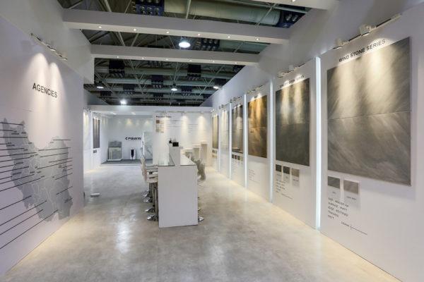غرفه نمایشگاهی پالرمو