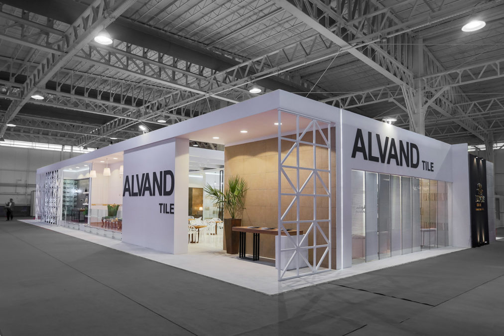 Alvand Booth