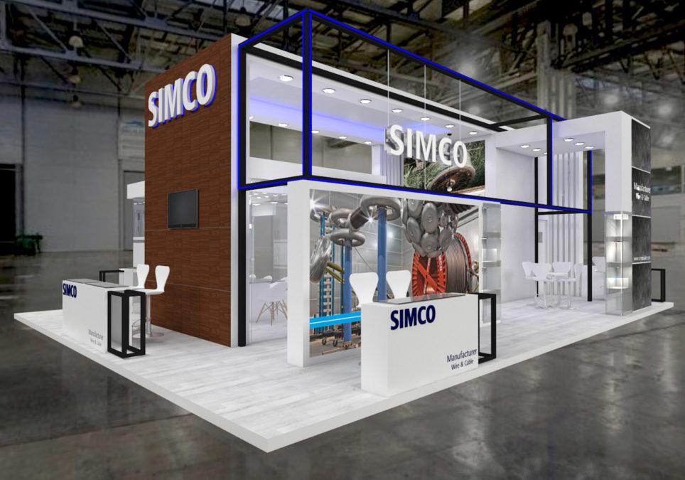 غرفه نمایشگاهی سیمکو