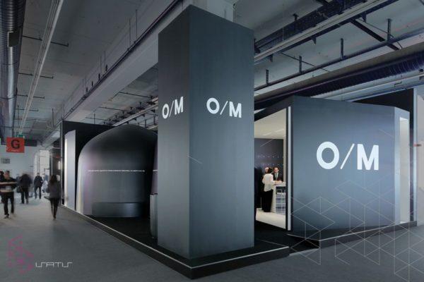 معرفی غرفه های برتر جهان: غرفه برتر O/M در نمایشگاه ساختمان و روشنایی ۲۰۱۶ در شهر فرانکفورت آلمان