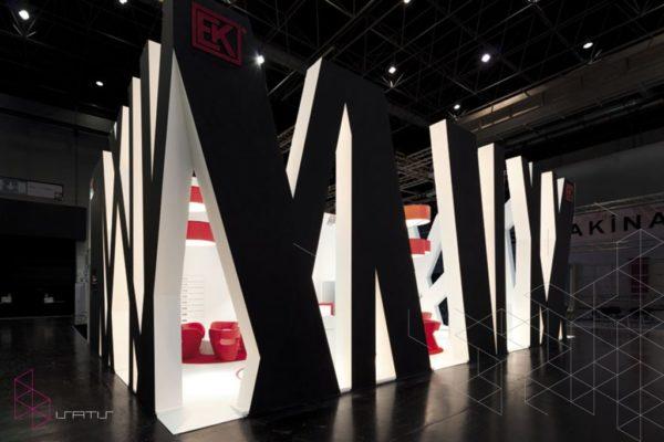 ساخت غرفه شرکت Eduard Kronenberg GmbH در نمایشگاه Glastec ٢٠١٣ صنعت شیشه