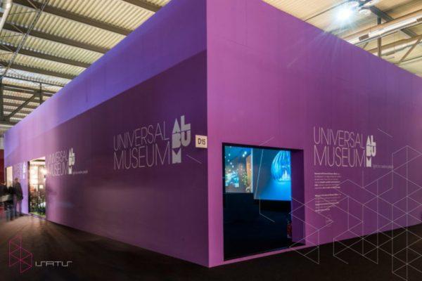 معرفی غرفه های برتر جهان: غرفه سازی شرکت Album در نمایشگاه ۲۰۱۵Euroluce – میلان ایتالیا