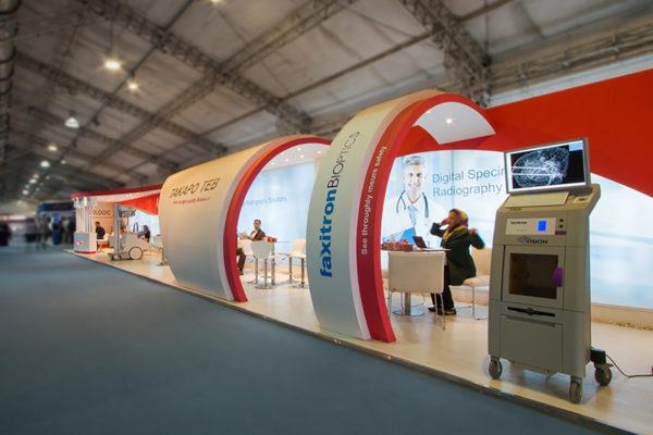 غرفه نمایشگاهی تکاپو طب
