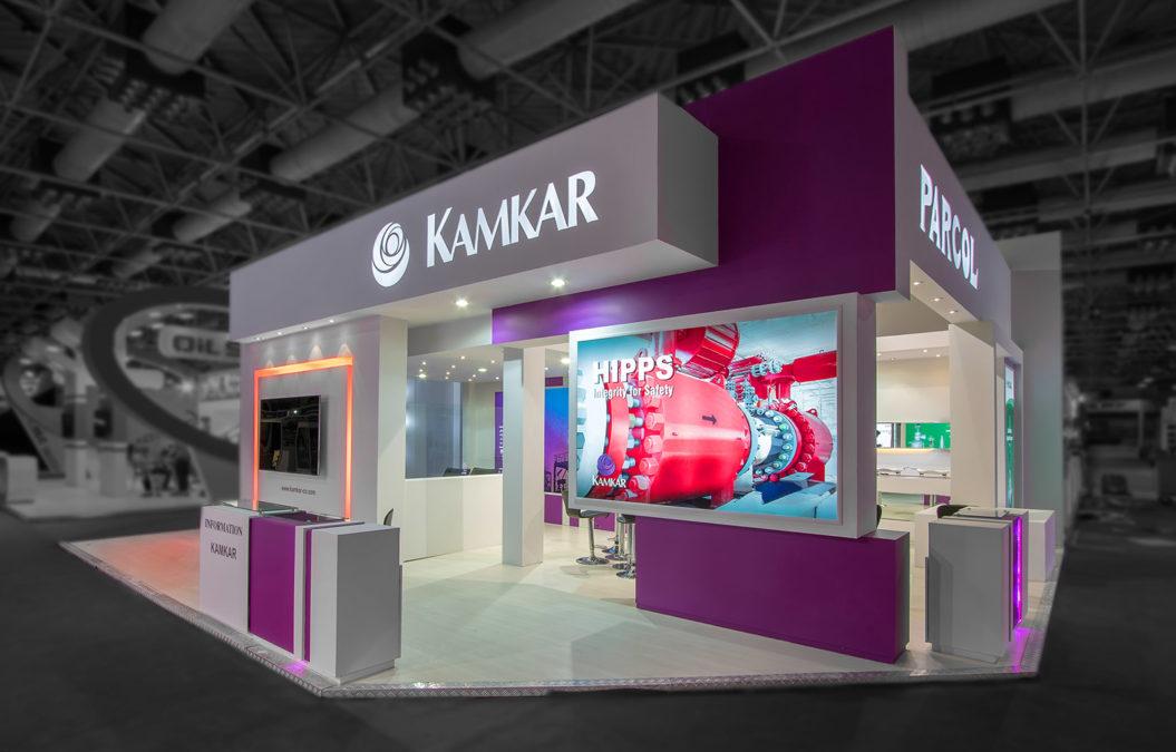 Kamkar Booth