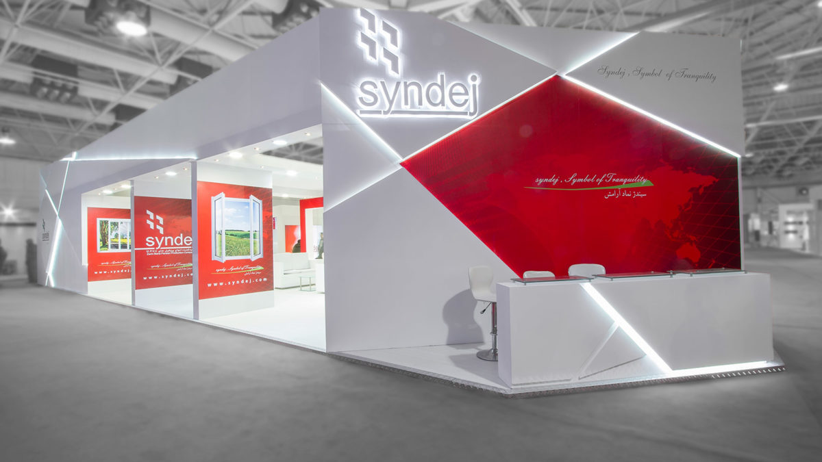 Syndej Booth