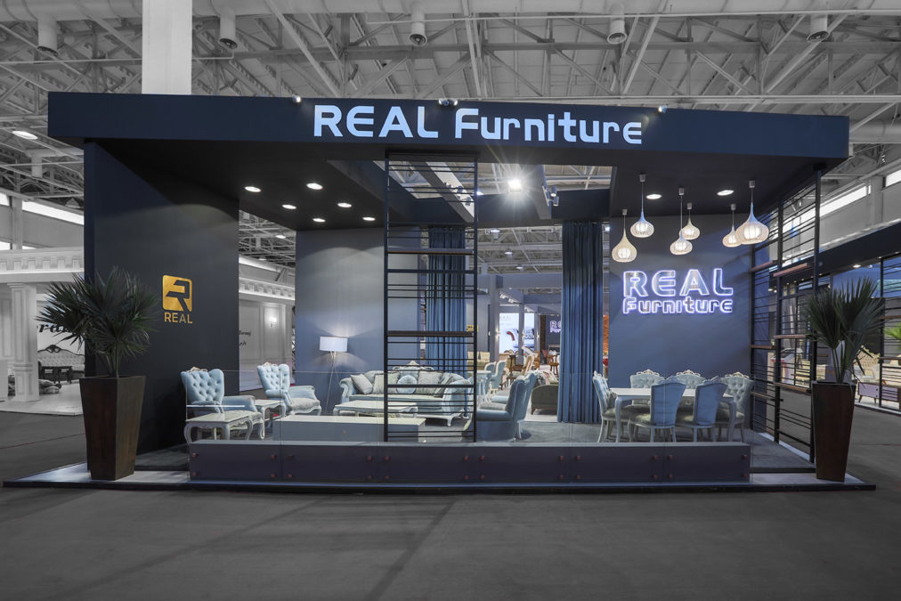 Real Furniture Booth