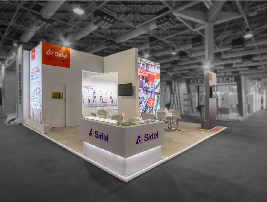 Sidel Booth