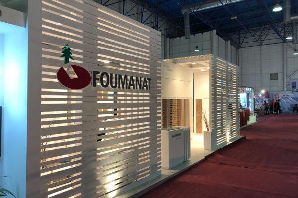 Foumanat Choob Mashhad Booth