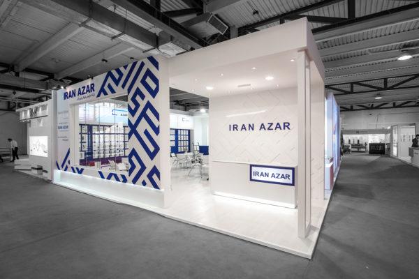 Iran Azar Booth