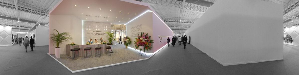 غرفه نمایشگاهی مرجان