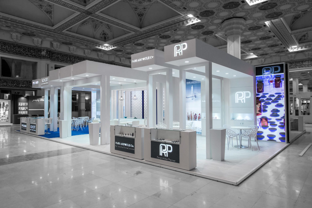 Pars Ampool Booth