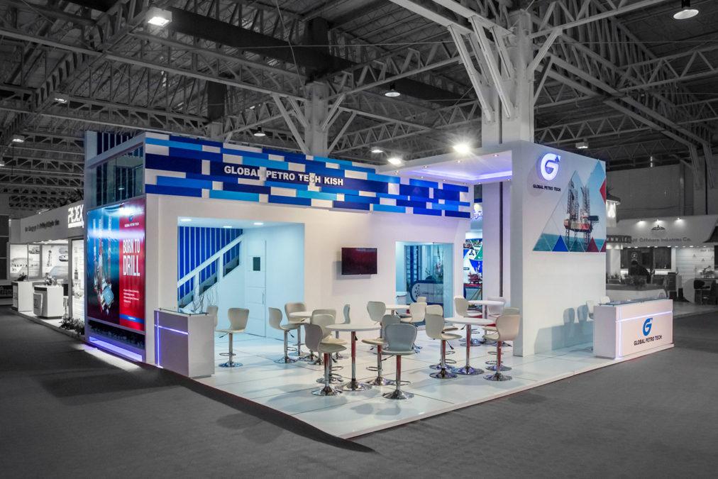 پترو گلوبال Booth