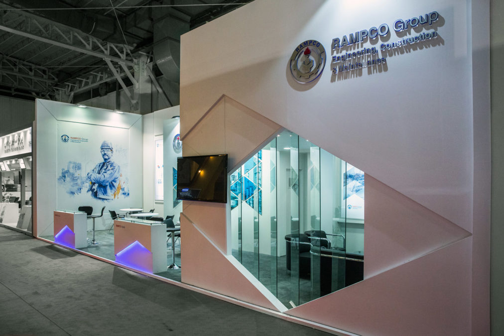 Rampco Booth