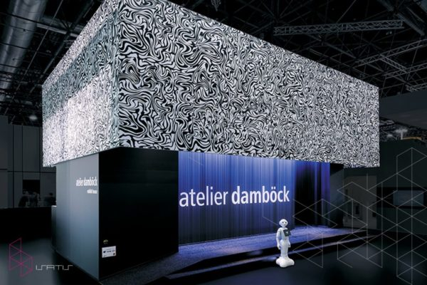 Atelier Damboeck Design Booth Exhibition at EuroShop 2017 – Dusseldorf, Germany