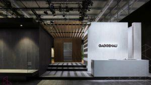 غرفه نمایشگاهی برتر Gaggenau نمایشگاه لوازم آشپزخانه ۲۰۱۸ میلان ایتالیا