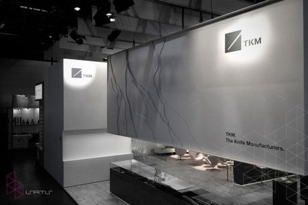 غرفه نمایشگاهی شرکت TKM در نمایشگاه Fair Drupa ٢٠١٦ صنعت چاپ و بسته بندی دوسلدوف آلمان