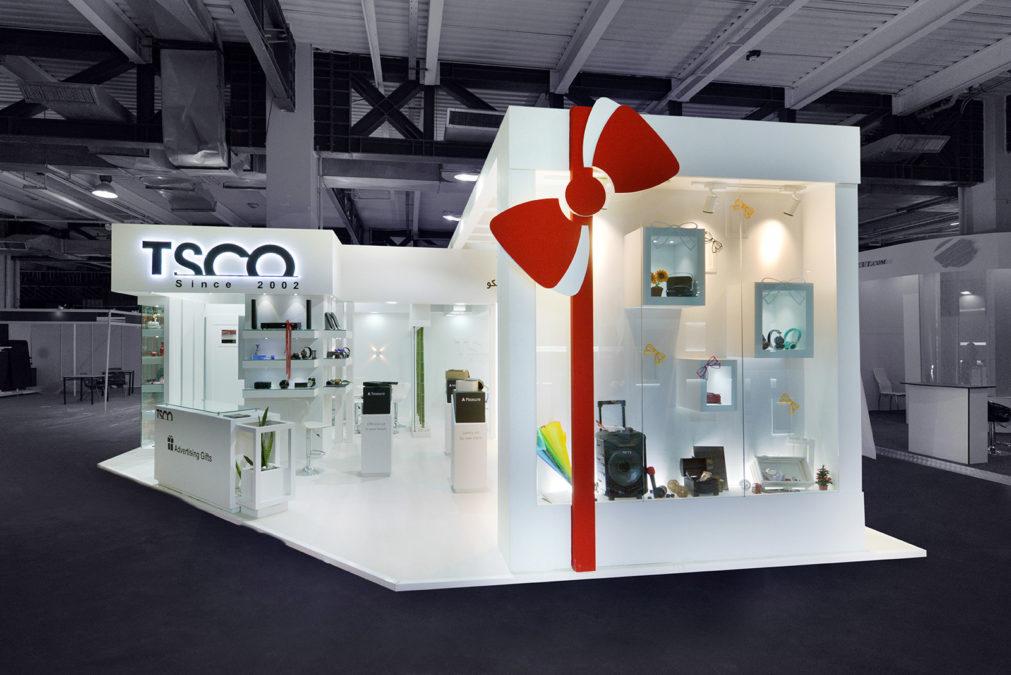 TSCO Booth