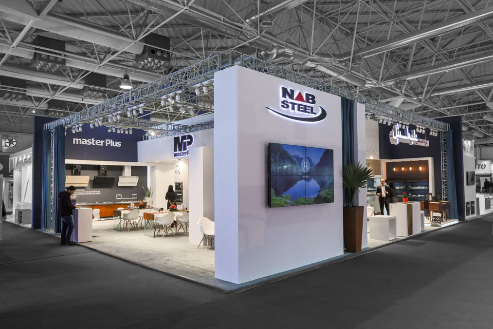 Nab Steel Booth