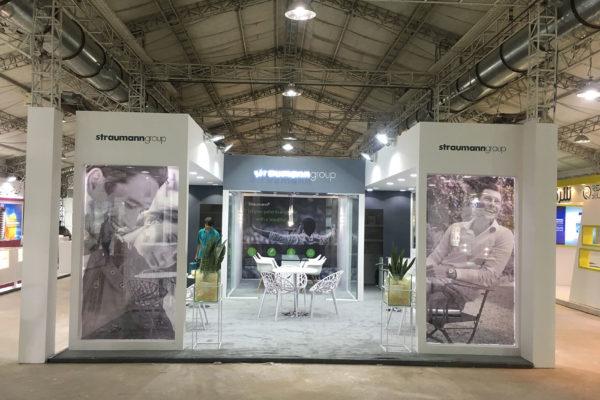 طراحی غرفه نمایشگاهی اشترومن