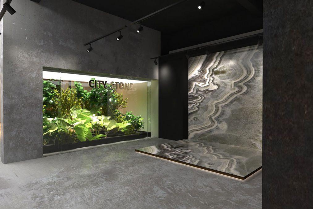 Oman showroom