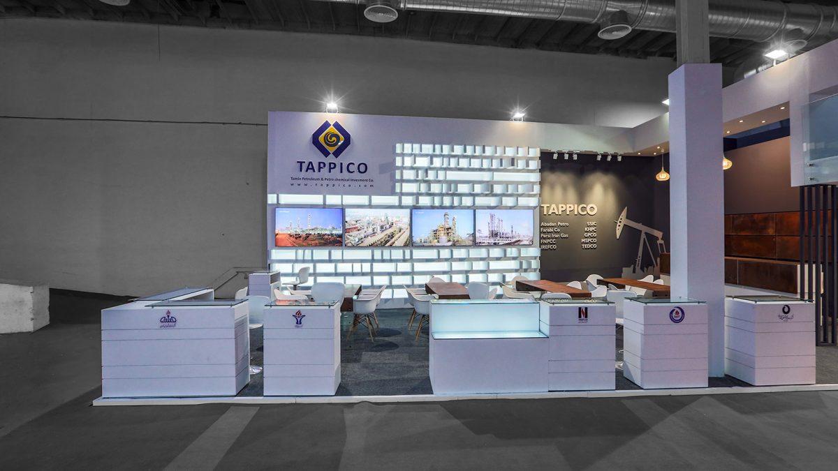 تاپیکو Booth