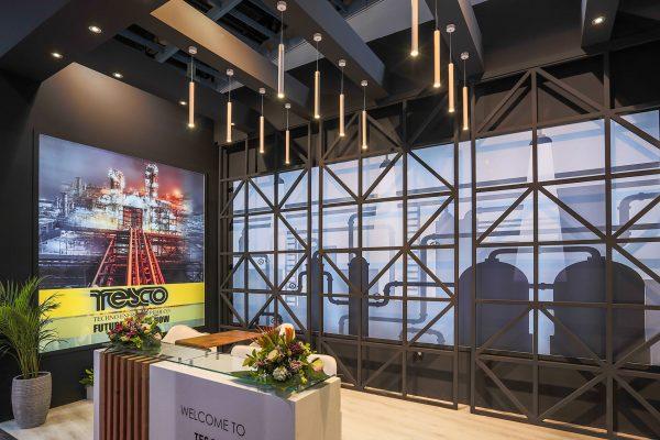 غرفه نمایشگاهی تکنو انرژی سپهر کیش