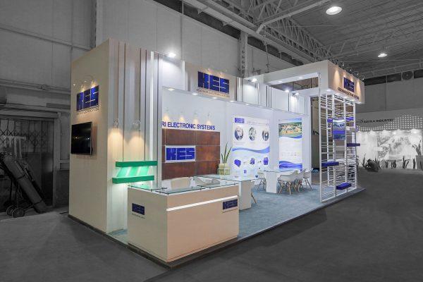 Rahyab Tamin Tajhizat KES Booth